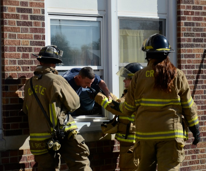 City of Crete Nebraska - CVFD fire prevention